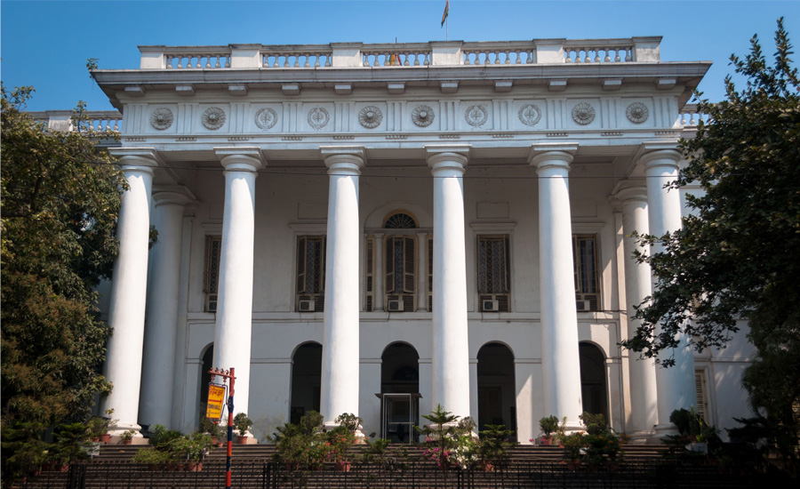 town hall kolkata, a great heritage site