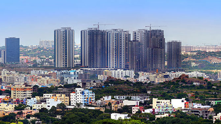 real estate market in hyderabad is booming