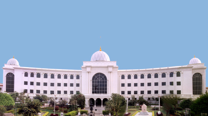 Salar Jung Museum front view