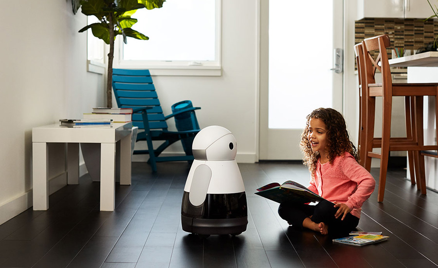 home automation robot