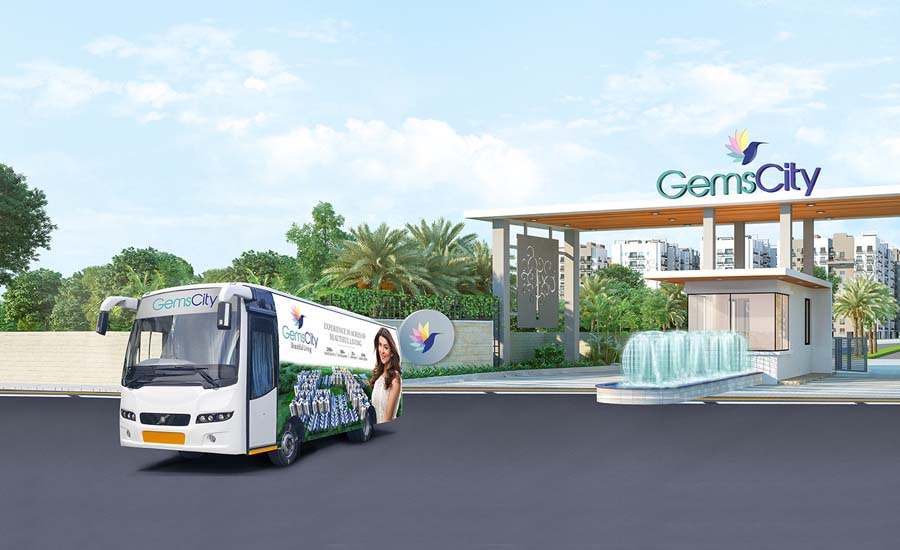 Gems City Bus Service