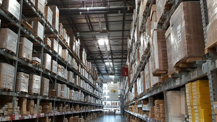 warehousing in india is growing