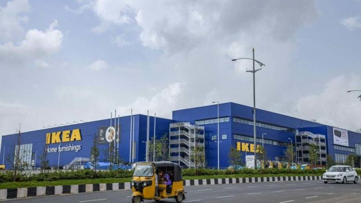 hyderabad retail industry ikea