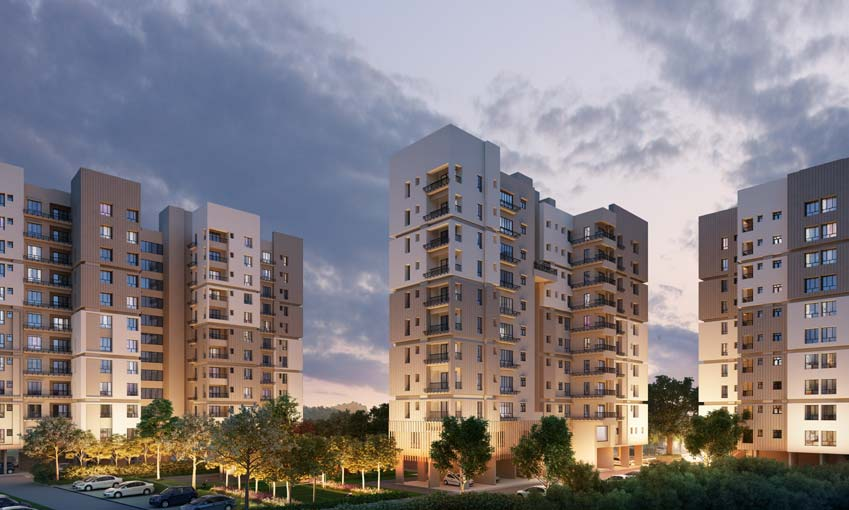 2 bhk Flats in Kolkata