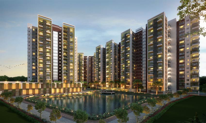 New Residential Projects in Kolkata