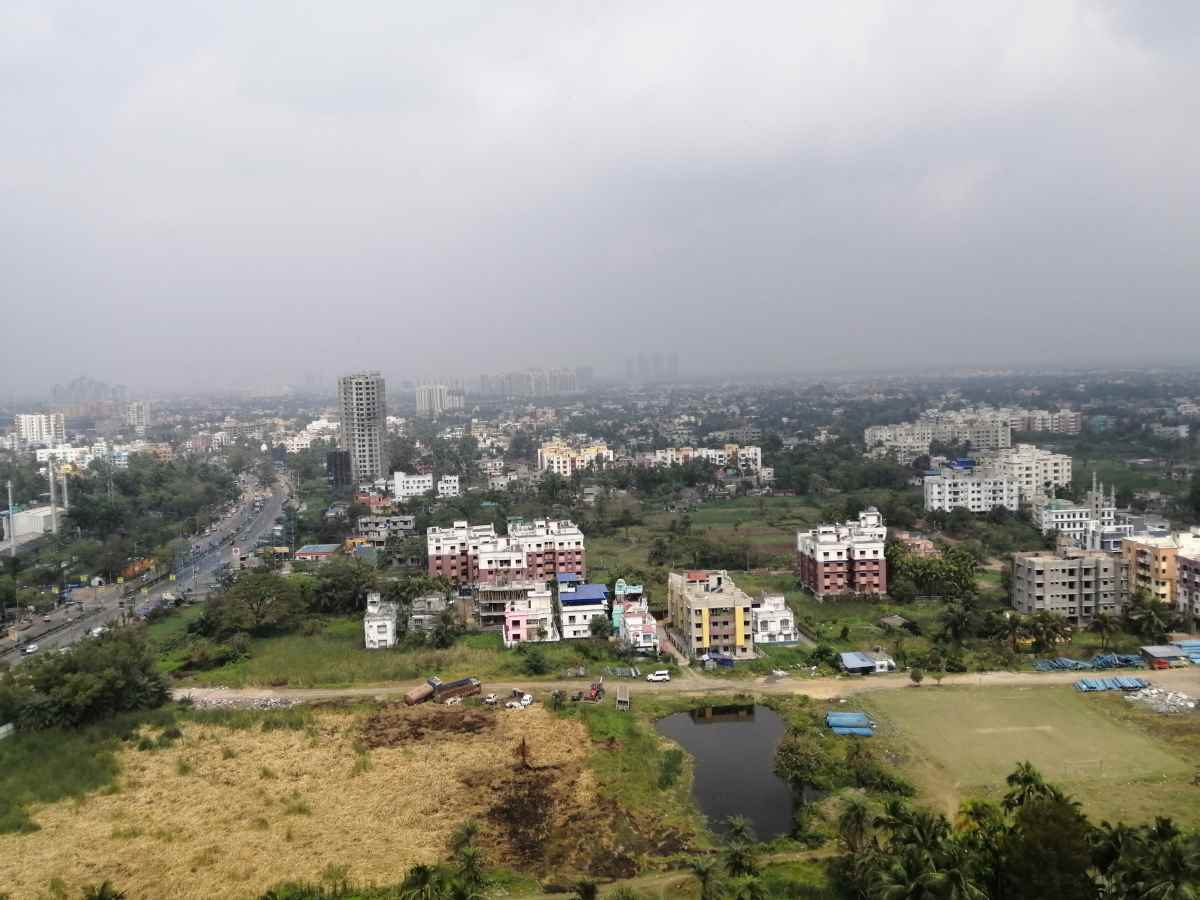 View of Bypass from 18th Floor