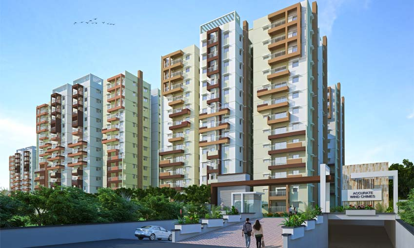 Flats For Sale in Mehdipatnam