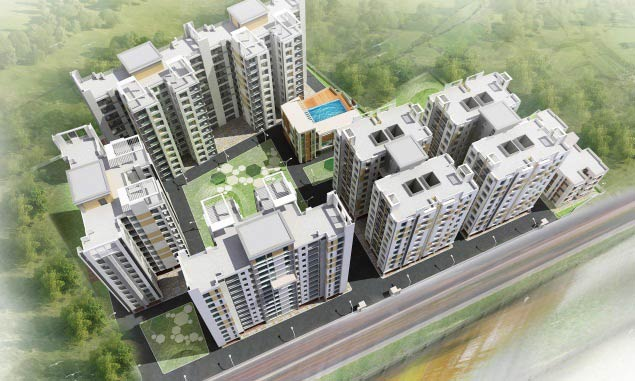 New Town Kolkata Flats for Sale