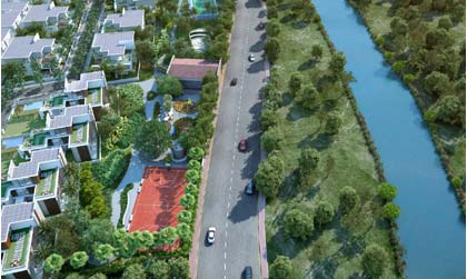 Buy Villas in kokapet