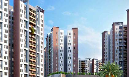 Buy Apartment in Rajarhat
