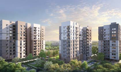 3 bhk Flats in Kolkata