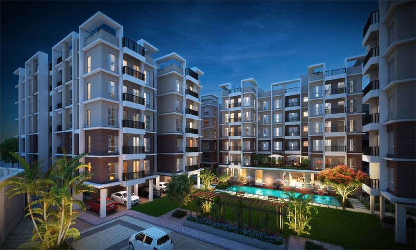 Apartments in North kolkata