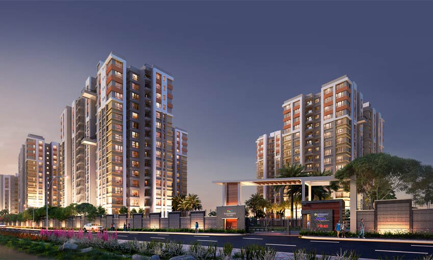 Buy Apartments in South Kolkata