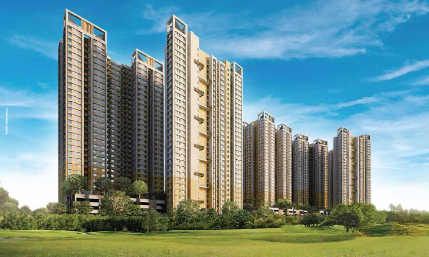 3 BHK Flats in south kolkata