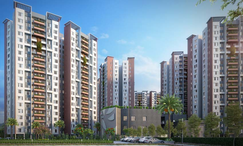 Apartment in Rajarhat