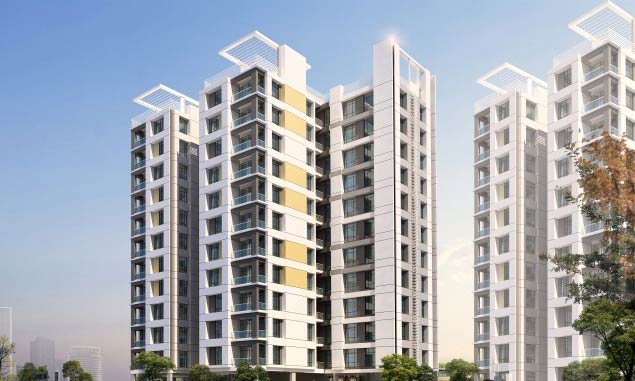 Apartments in New Town Kolkata