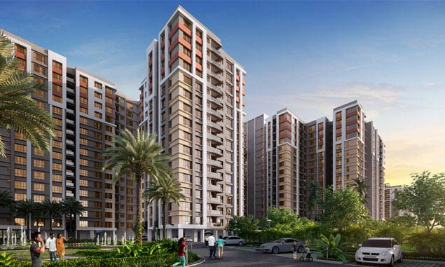 Flats in South Kolkata