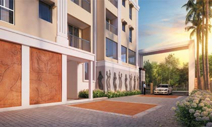 Residential Projects in North Kolkata