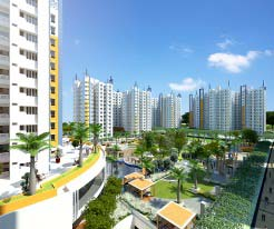 Shriram Grand City Garden View