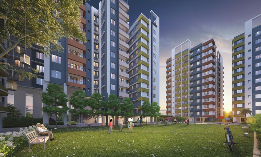 Residential Projects in Kolkata
