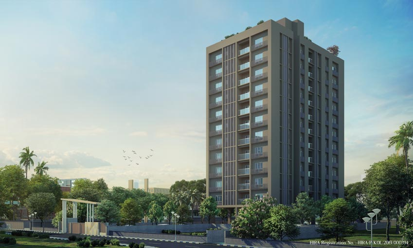 Buy Flat in New Alipore