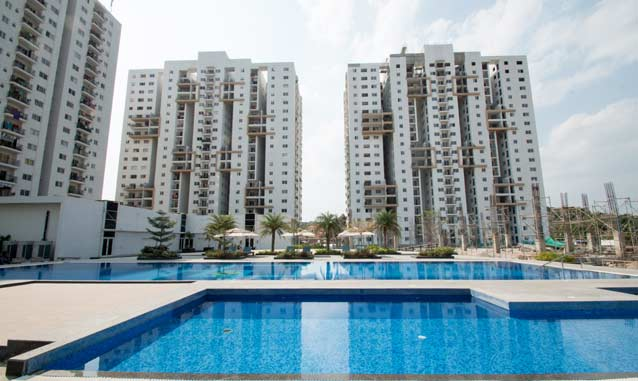 Apartments in Appa Junction