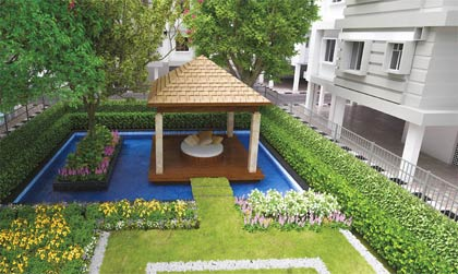 Flat near Behala Chowrasta
