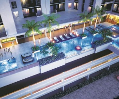 Unimark Riviera Swimming Pool View 2