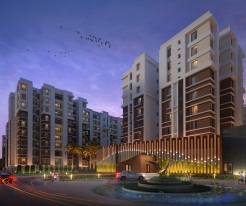DTC Southern Heights project front view