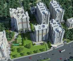 Green Heights Aerial View
