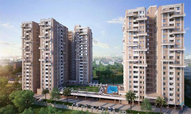 3 bhk Flats in North Kolkata