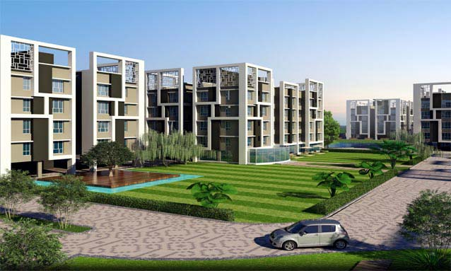 3BHK Flats In South Kolkata