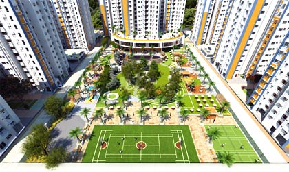 Residential Projects in Uttarpara