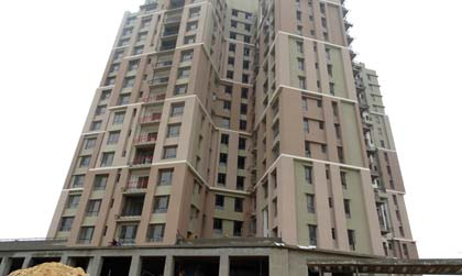Apartments in South Kolkata